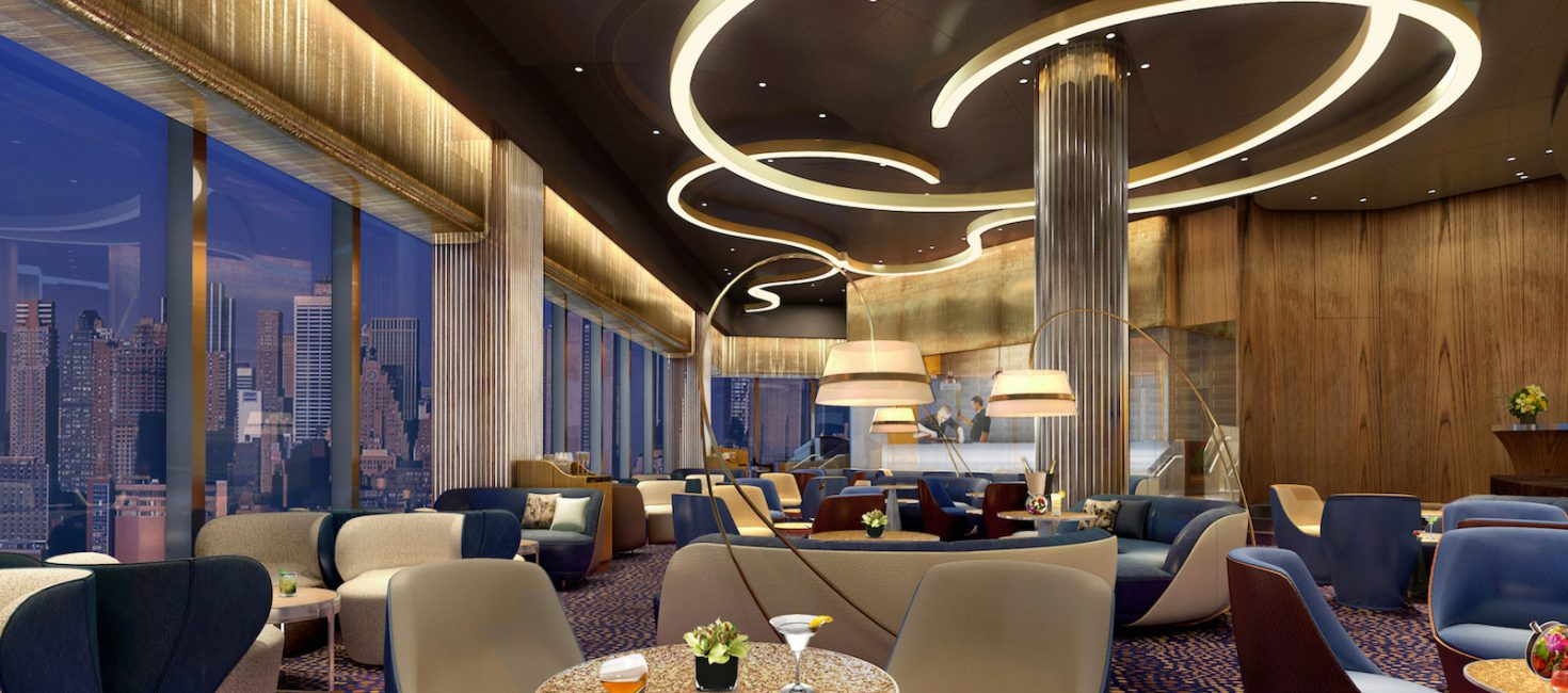 Mandarin Oriental, New York Unveils Design For The Aviary NYC