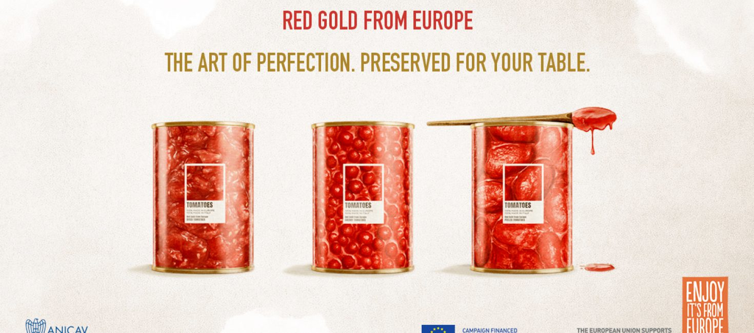 RED GOLD FROM EUROPE